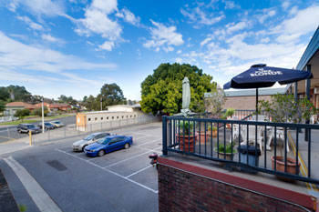 Enfield Accommodation - Secure Parking
